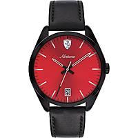 orologio solo tempo uomo Scuderia Ferrari Abetone FER0830499