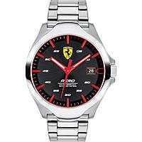orologio solo tempo uomo Scuderia Ferrari Aero FER0830507