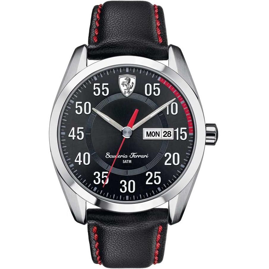 orologio solo tempo uomo Scuderia Ferrari FER0830173