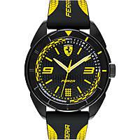 orologio solo tempo uomo Scuderia Ferrari Forza FER0830516