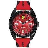 orologio solo tempo uomo Scuderia Ferrari Forza FER0830517