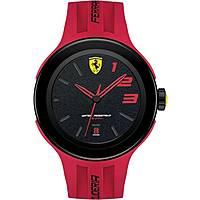 orologio solo tempo uomo Scuderia Ferrari Fxx FER0830220