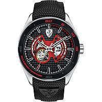 orologio solo tempo uomo Scuderia Ferrari Gran Premio FER0830348