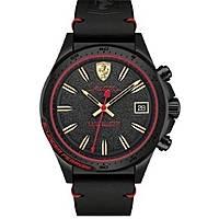 orologio solo tempo uomo Scuderia Ferrari Pilota FER0830460