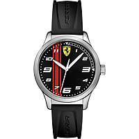 orologio solo tempo uomo Scuderia Ferrari Pitlane FER0810015