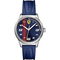 orologio solo tempo uomo Scuderia Ferrari Pitlane FER0810016