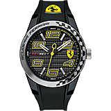 orologio solo tempo uomo Scuderia Ferrari Redrev FER0830337