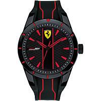 orologio solo tempo uomo Scuderia Ferrari Redrev FER0830481