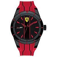 orologio solo tempo uomo Scuderia Ferrari Redrev FER0830539