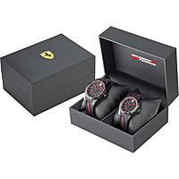 orologio solo tempo uomo Scuderia Ferrari Redrev FER0870017