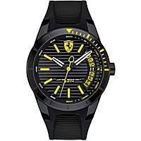 orologio solo tempo uomo Scuderia Ferrari Redrev T FER0830426