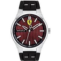 orologio solo tempo uomo Scuderia Ferrari Speciale FER0830353