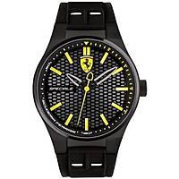 orologio solo tempo uomo Scuderia Ferrari Speciale FER0830354