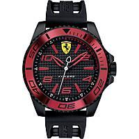 orologio solo tempo uomo Scuderia Ferrari Xx Kers FER0830306
