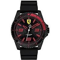 orologio solo tempo uomo Scuderia Ferrari Xx Kers FER0830465