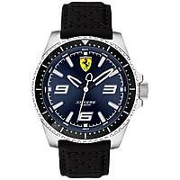 orologio solo tempo uomo Scuderia Ferrari Xx Kers FER0830486