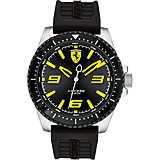 orologio solo tempo uomo Scuderia Ferrari Xx Kers FER0830487