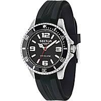 orologio solo tempo uomo Sector 230 R3251161030