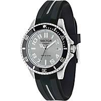 orologio solo tempo uomo Sector 230 R3251161033