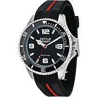 orologio solo tempo uomo Sector 230 R3251161035