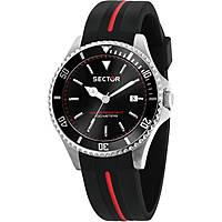 orologio solo tempo uomo Sector 230 R3251161038