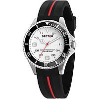 orologio solo tempo uomo Sector 230 R3251161040