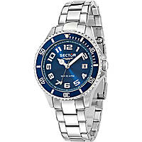 orologio solo tempo uomo Sector 230 R3253161013