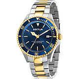 orologio solo tempo uomo Sector 230 R3253161015