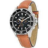 orologio solo tempo uomo Sector 235 R3251161012