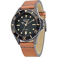 orologio solo tempo uomo Sector 235 R3251161014