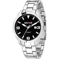 orologio solo tempo uomo Sector 245 R3253486006