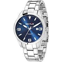 orologio solo tempo uomo Sector 245 R3253486007