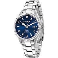 orologio solo tempo uomo Sector 245 R3253486012