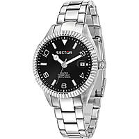 orologio solo tempo uomo Sector 245 R3253486013