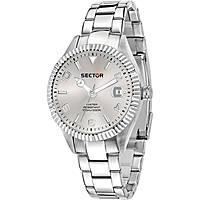orologio solo tempo uomo Sector 245 R3253486014