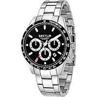 orologio solo tempo uomo Sector 245 R3273786004