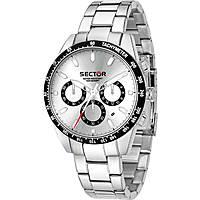 orologio solo tempo uomo Sector 245 R3273786005