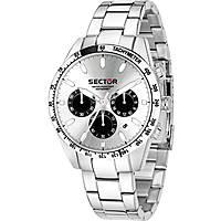 orologio solo tempo uomo Sector 245 R3273786007