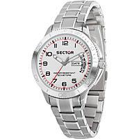 orologio solo tempo uomo Sector 270 R3253578005