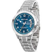 orologio solo tempo uomo Sector 270 R3253578009