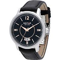 orologio solo tempo uomo Sector 640 R3251593003