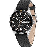 orologio solo tempo uomo Sector 770 R3251516001