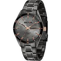orologio solo tempo uomo Sector 770 R3253516001