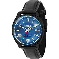 orologio solo tempo uomo Sector 890 R3251503001