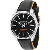 orologio solo tempo uomo Sector 890 R3251503002