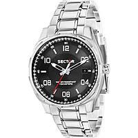 orologio solo tempo uomo Sector 890 R3253503001