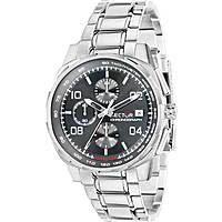 orologio solo tempo uomo Sector 890 R3273803001