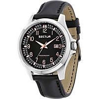 orologio solo tempo uomo Sector ACE R3251290001