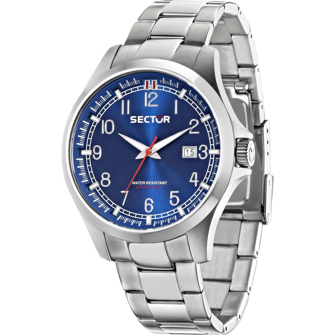 orologio solo tempo uomo Sector ACE R3253290001