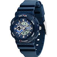 orologio solo tempo uomo Sector Ex-15 R3251515001